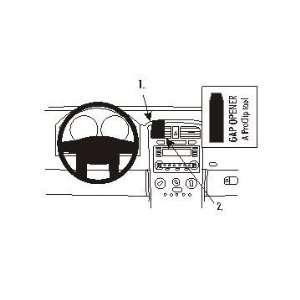 CPH Brodit Pontiac Torrent Brodit ProClip Center mount