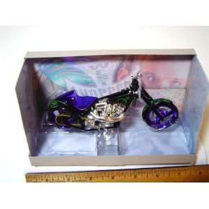 Jesse James West Coast Chopper Motorcycle El Diablo II