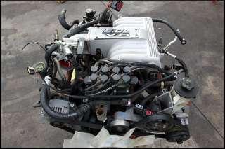 99 FORD EXPLORER GT40 5.0 ENGINE MUSTANG HEADS INTAKE 65MM COBRA SVT