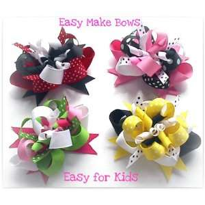 to Make Hair Bows, Ages 16 & Up, Great Gift Ideas!: Everything Else