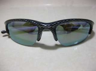 OAKLEY HALF JACKET SUNGLASSES CARBON FIBER