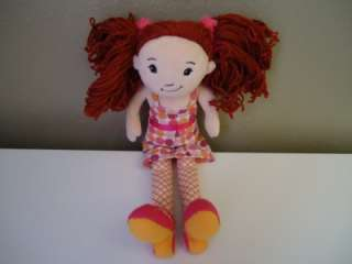 AILENE 2003 GROOVY GIRLS MANHATTEN TOY RAG PLUSH DOLL