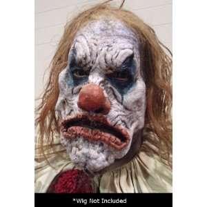 Zombie Clown Scary Foam Latex Halloween Sock Mask