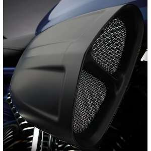 10 12 Honda Shadow RS 750 Cobra PowerFlo Intake Black