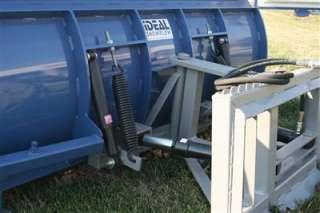 96 Skidsteer Skid Steer 8 Blade,Snow Blade, Snow Plow, Pusher Blade