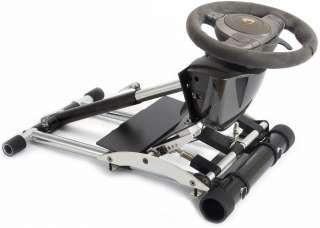 Steering Wheel Stand 4 Porsche GT2, GT3, CSR w/Clubsport Pedals, GT5
