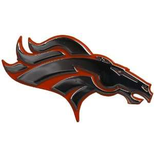 Denver Broncos NFL Football Sports Team Chrome Plated Premium Metal
