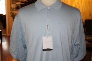 NWT Greg Norman Luxury Ultimate Polo Shirt XL $79