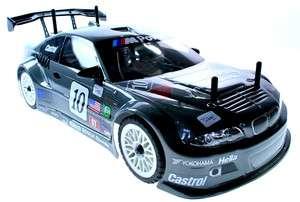 GS Racing Vision Pro RTR Nitro RC Car 2.4G BMW SUBARU