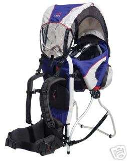 Kelty Kids Trek Backpack Child Carrier Aluminum Frame Sturdy