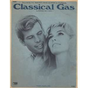 Classical Gas Mason Williams, Midnight String Quartet