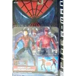 Spider Man Movie Series 3 Wrestler Spider Man Toys & Games