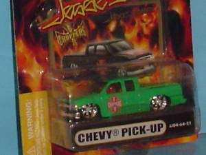 CHEVY PICKUP JESSE JAMES WEST COAST CHOPPERS 1:64