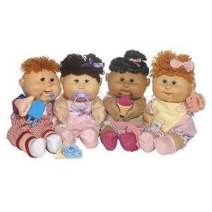 Babies Messy Face 14 Baby Hispanic girl in black hair Toys & Games