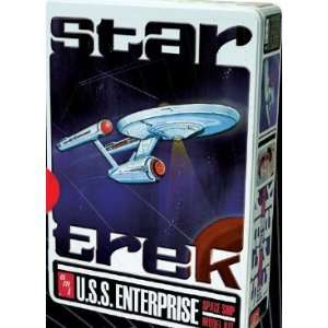 650 Star Trek USS Enterprise NCC1701 Second Edition Toys & Games