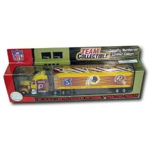 Semi Tractor Trailer Truck by Fleer Collectibles Sports & Outdoors
