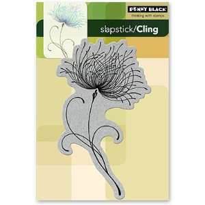 Penny Black Cling Rubber Stamp 4X6 Dreamy Arts, Crafts & Sewing