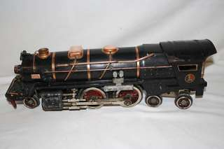 RARE Vintage Lionel Pre War 400E Standard Locomotive Engine Steam 4 4