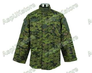 Canada Digi Camo Military Special Force Uniform V2 XL A