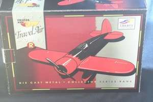 Spec Cast 1929 Travel Air Model R Die Cast Metal Collector Series