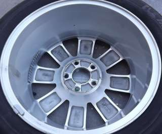 17 LINCOLN MKZ OEM WHEELS WITH MICHELIN TIRES #575B