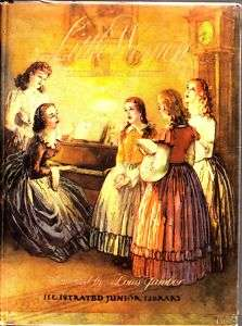 Little Women Louisa May Alcott Junior Library 1947