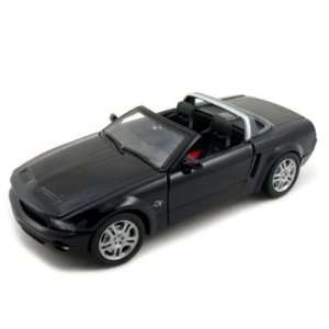 Ford Mustang Concept Diecast Car Model 1/24 Convertible