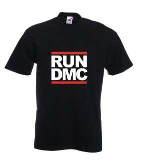 RUN DMC HIP HOP T SHIRT S XXXL NEW