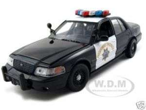 2007 FORD CROWN VIC CHP CALIFORNIA HIGHWAY PATROL 124