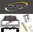 Nitro Boats Logo Decal, vinyl sticker graphic