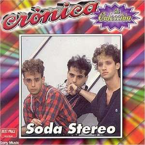Coleccion Cronica Soda Stereo Music