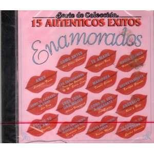 15 AUTENTICOS EXITOS ENAMORADOS VARIOS ARTISTAS Music