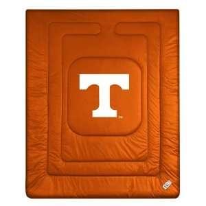 Tennessee UT Vols Volunteers LR Twin Comforter/Bedspread/Blanket
