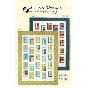 Urban Cabin Quilt Pattern   Atkinson Designs: Arts, Crafts