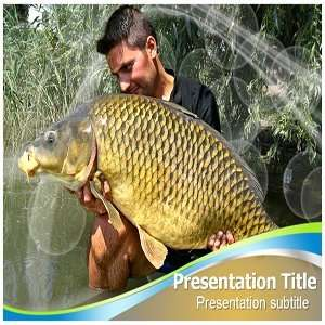 Big Fish Powerpoint Template   Big Fish Powerpoint Slides