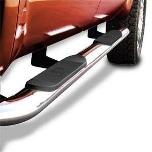 Westin Platinum Oval Step, Stainless Steel Dodge Ram Truck