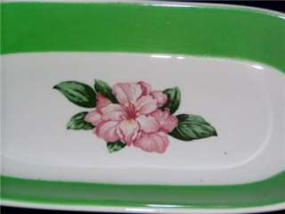 GREENBRIER RESORT HOTEL C&O RAILROAD OWNED SYRACUSE CHINA LARGE CELERY