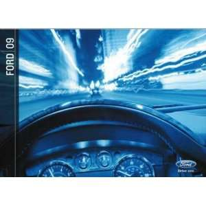 2009 Ford Product Line Sales Brochure