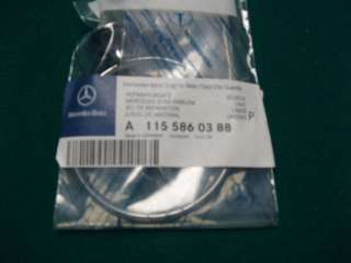 OE Mercedes Benz Hood Star Kit 230.6,250,230,280SEC 3.5