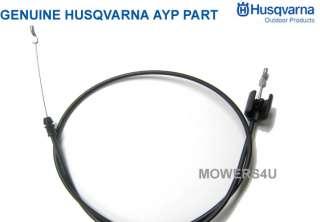 CRAFTSMAN AYP OEM ENGINE BRAKE CONTROL CABLE 156569