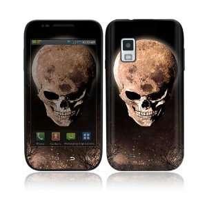 Samsung Fascinate Decal Skin   Bad Moon Rising