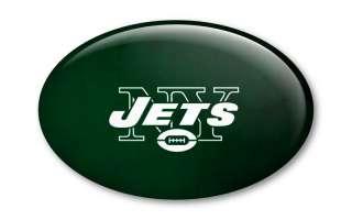New York Jets Bottle Opener Fridge Magnet Tickets