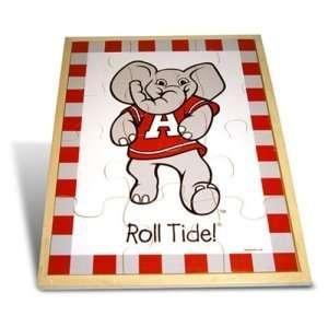 Alabama Crimson Tide NCAA Jig Saw Puzzle
