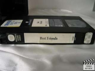 Best Friends VHS Burt Reynolds, Goldie Hawn