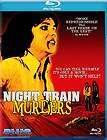 Night Train Murders (Blu ray Disc, 2012)