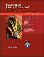 Plunketts Food Industry Almanac 2012 Food Industry Market Research