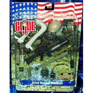 G.I. Joe Army Ranger Mission Accessory Set for 12 Action
