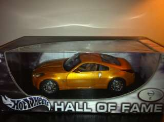 NISSAN Z HALL OF FAME LIMITED EDITION 1/18 DIE CAST
