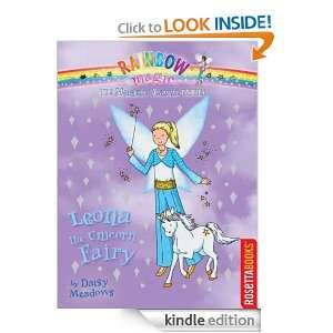 Leona the Unicorn Fairy (Rainbow Magic) Daisy Meadows