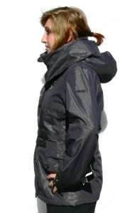 NEW ROXY Quicksilver Torah Bright Snowboarding Jacket Waterproof